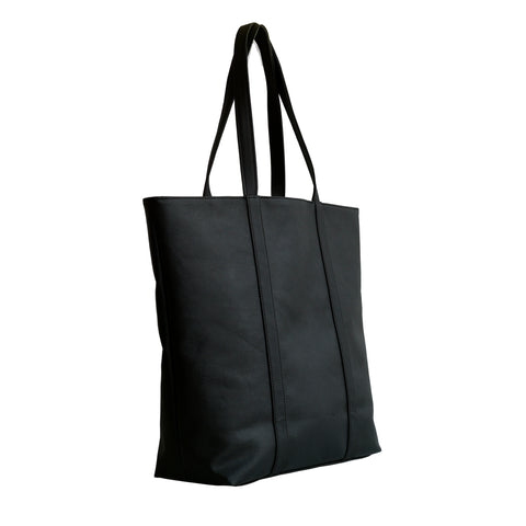 JAVA shopping bag - Apple Black