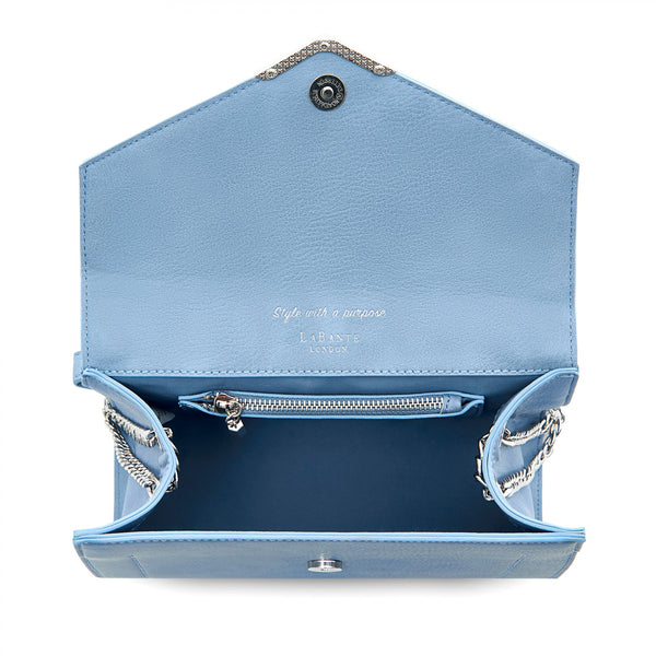 Kensington Blue Cross-Body Bag