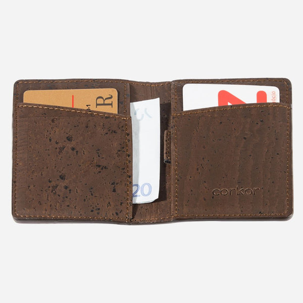 MINIMALIST WALLET-BROWN