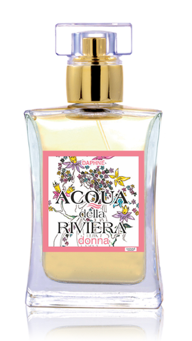 Water of the Riviera N ° 1 - woman