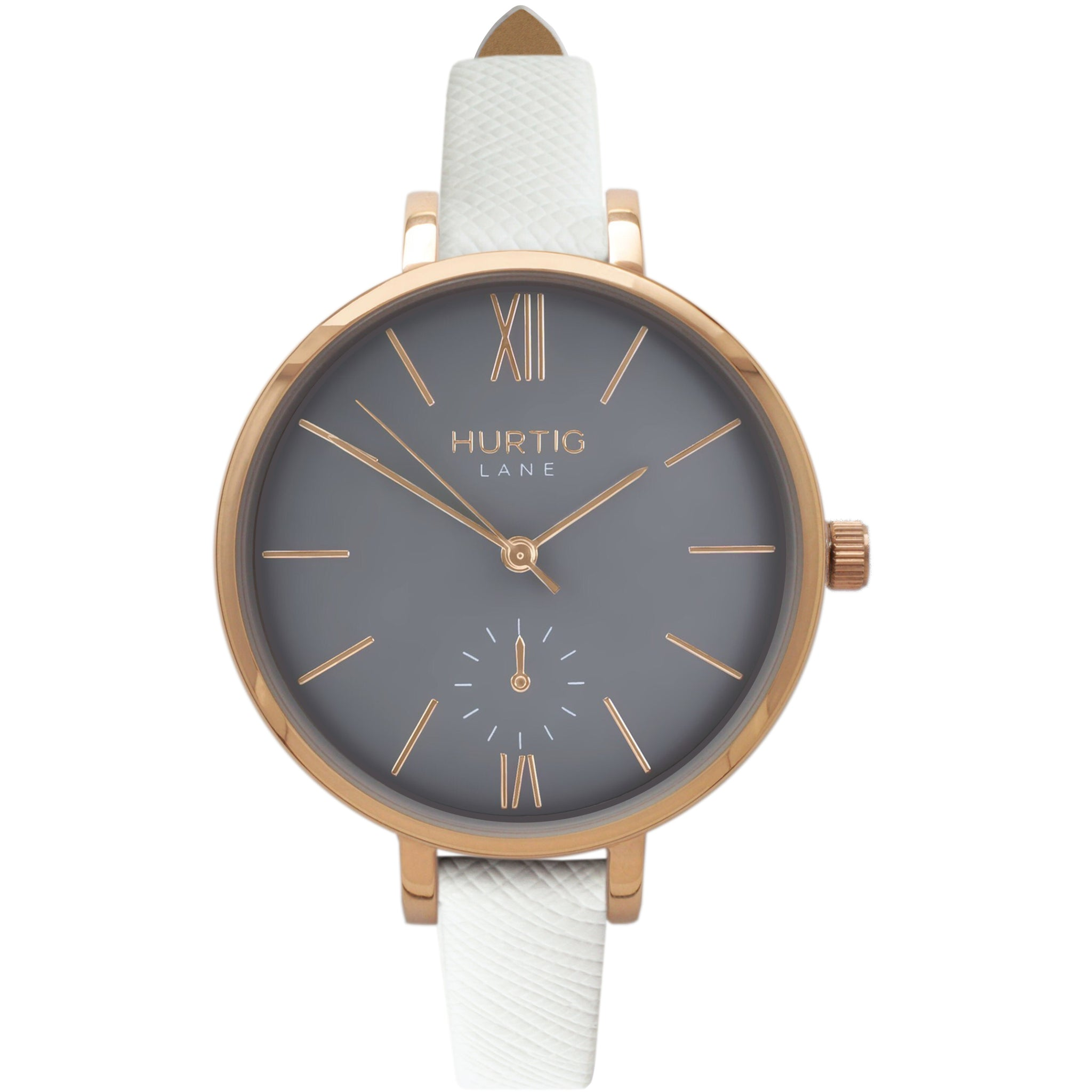 AMALFI WOMEN'S WATCH, GOLD/GREY/WHITE