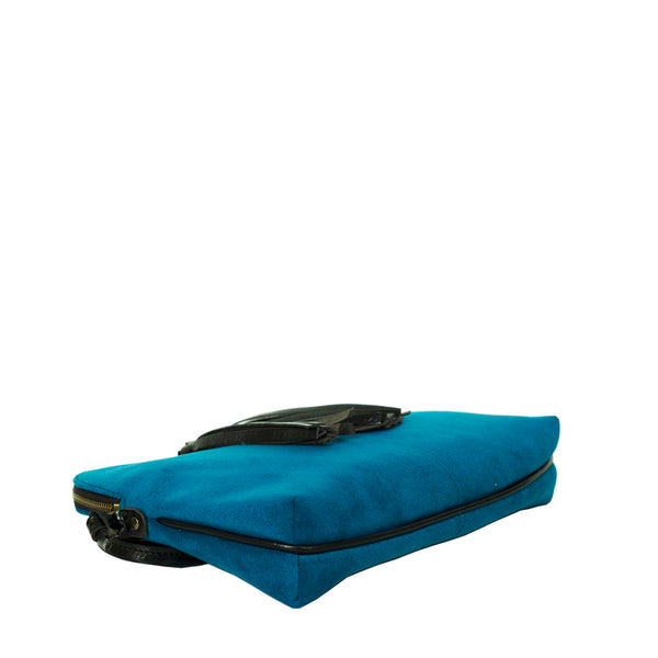 TASMAN bag - Blue Velvet
