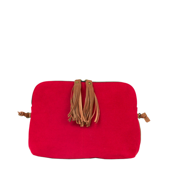 TASMAN Bag - Goya Red