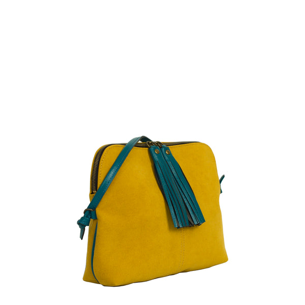 TASMAN bag - Blue curry