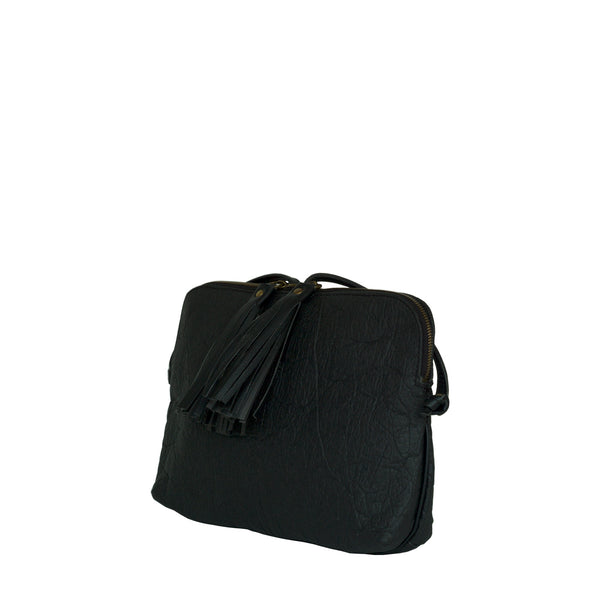 TASMAN bag - Piñatex black