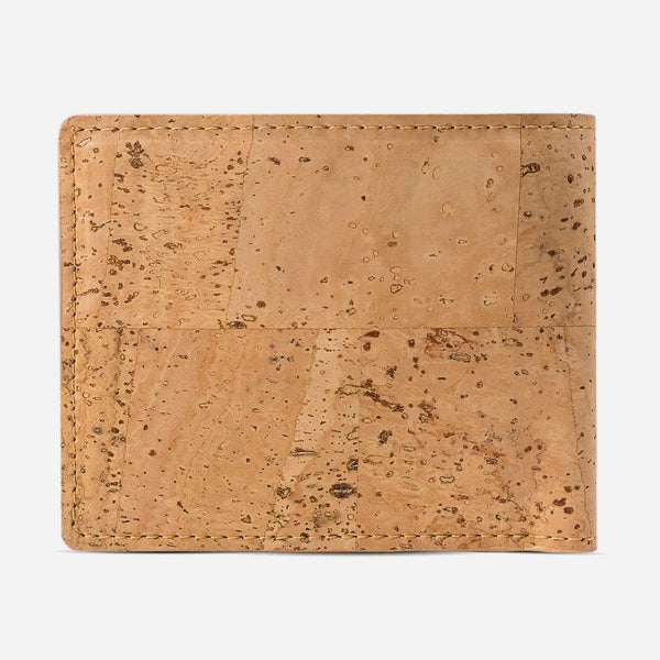PASSCASE WALLET-LIGHT BROWN