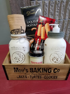 Home Decor Gift Basket