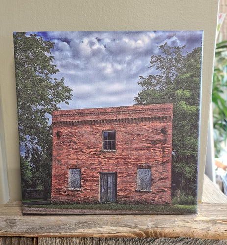 Eddie & Isobel Upton Farm-Alliston Photo Canvas