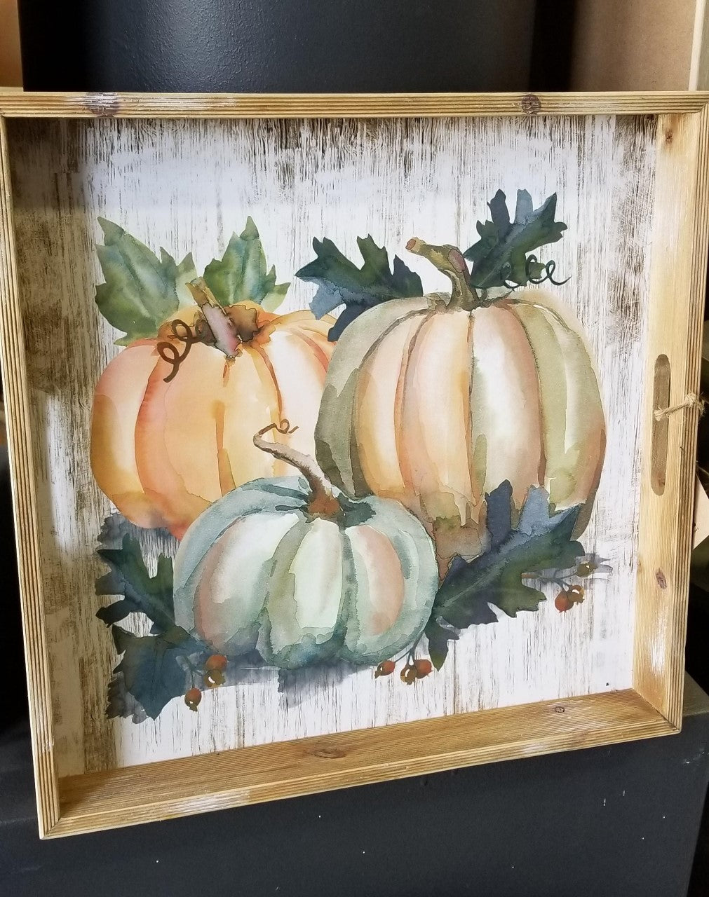 Pumpkin Tray - Large