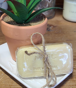 French Vegetable Based Soaps