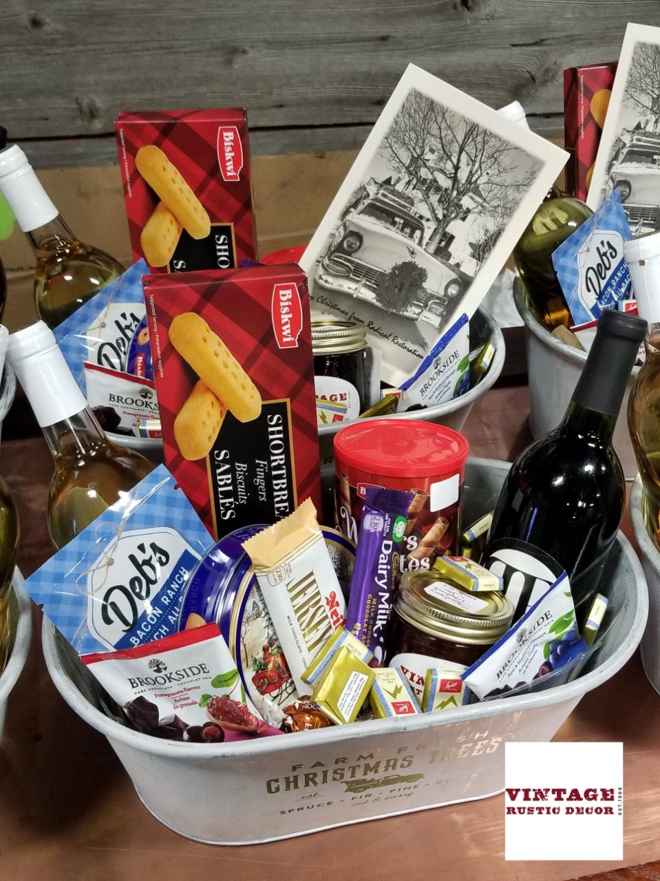 2019 Custom Gift Baskets for Radical Restoration