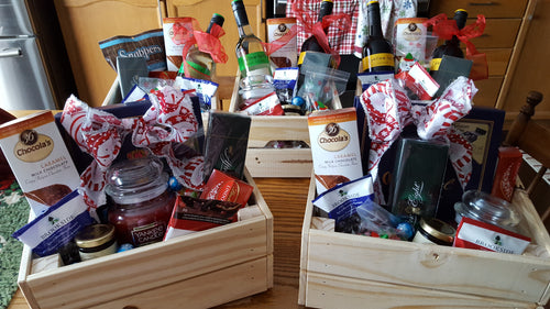 Custom Decor Gift Baskets