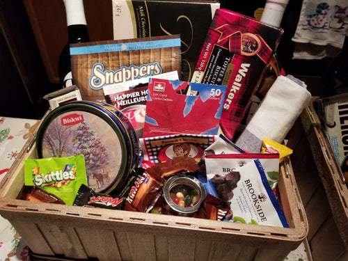 2017 Custom Decor Gift Baskets for Radical Restoration