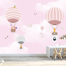 Load image into Gallery viewer, Hot Air Balloon Ride 3 - Pink
