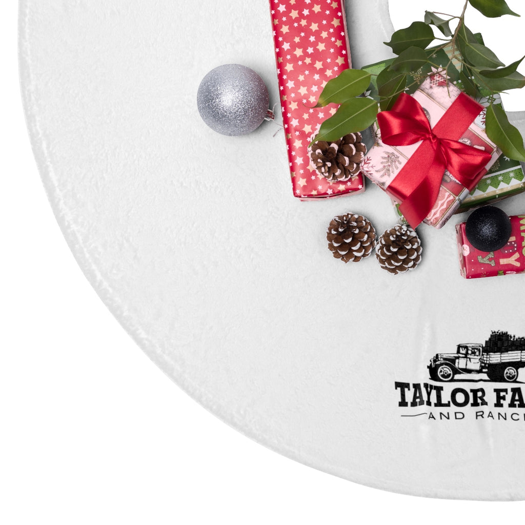 Taylor Farm Ranch - Christmas Tree Skirt
