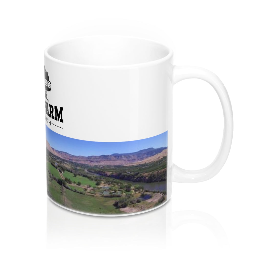 Taylor Farm Ranch - Mesa A Mug 11oz