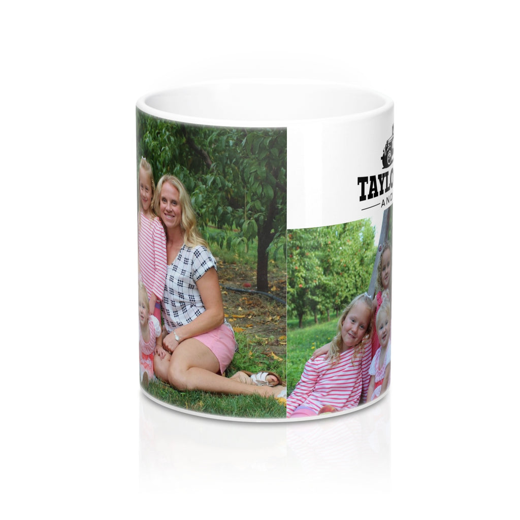 Taylor Farm Ranch Mug 11oz - By Jeremy Benisek