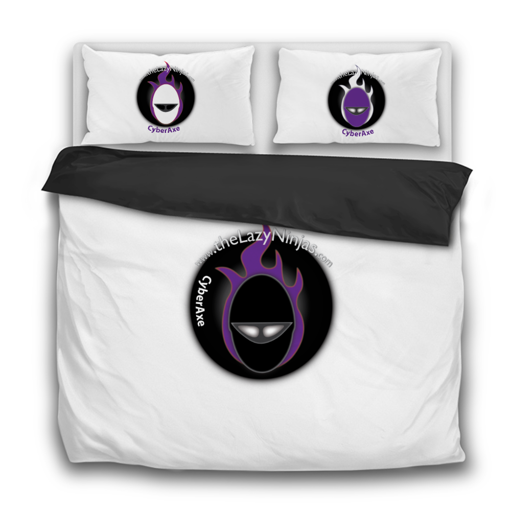 CyberAxe Can't Beat 3 on 1 Pcs Bedding Sets