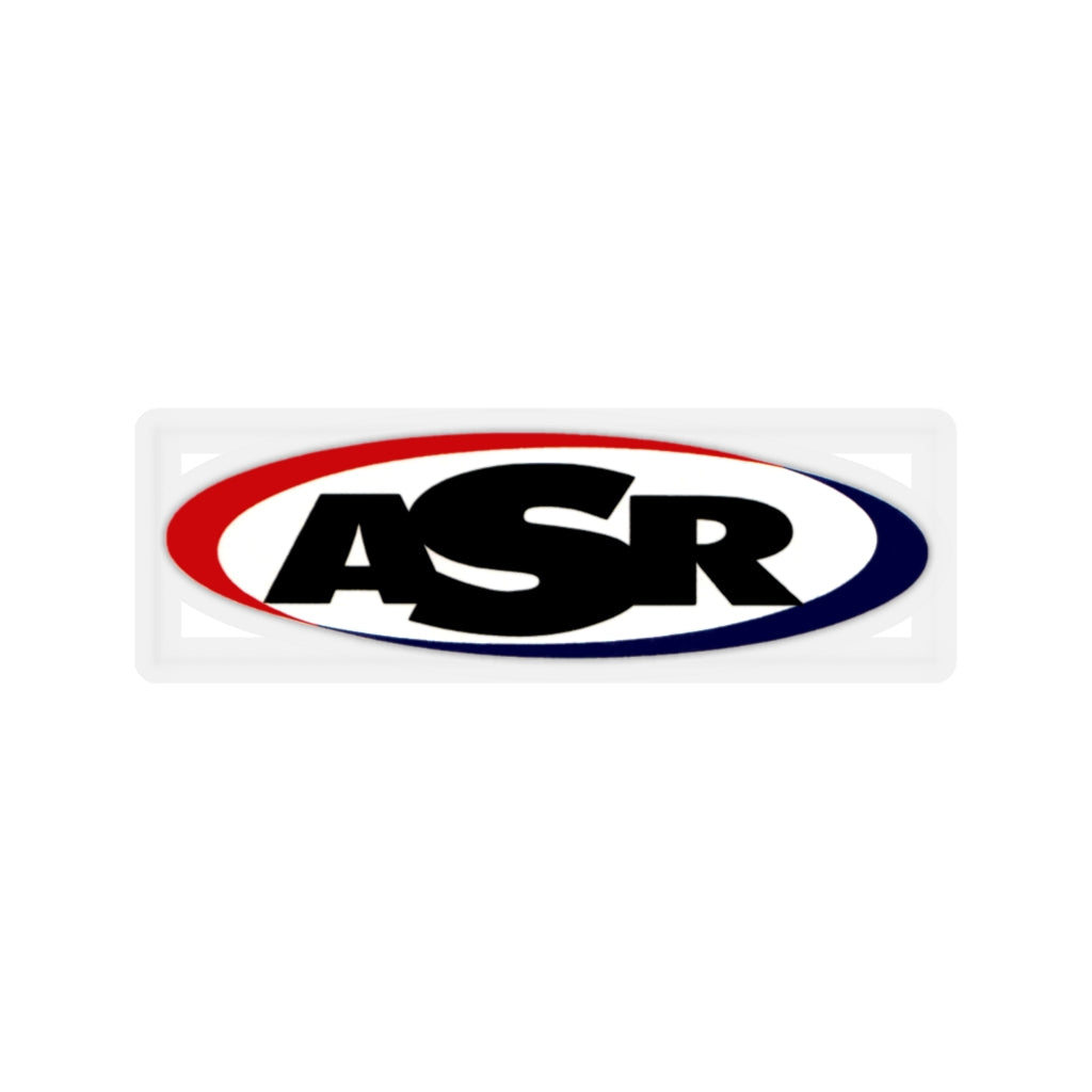 ASR Kiss-Cut Stickers