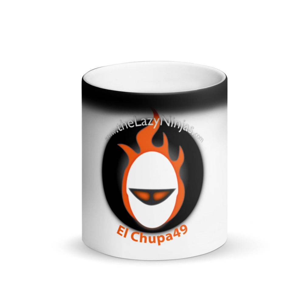 El Chupa Specials - Matte Black Magic Mug