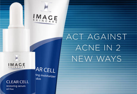 Act Against Acne in 2 New Ways