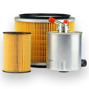 Service Filter Kit - Nissan Patrol GU 3.0L Turbo Diesel