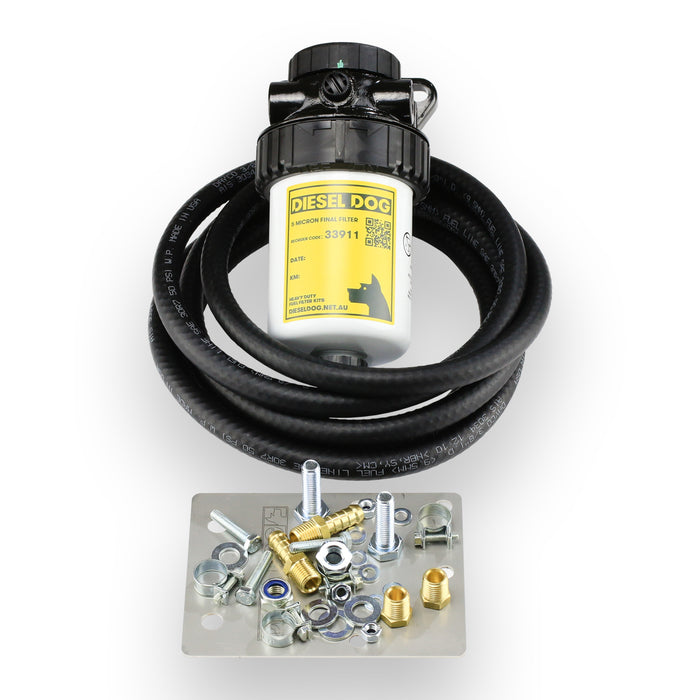 Fuel Filter Kits - Nissan Patrol 3L CRD 2007 ON