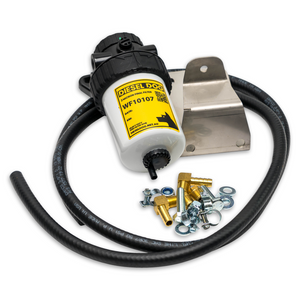 70022 - Fuel Filter Kit - Toyota Lancruiser 70 Series V8 With ARB Compressor Kit