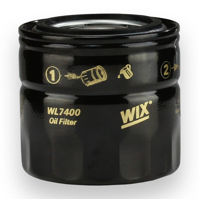 WIX Europe Oil Filter WL7400 (2.5 D40 NAV)
