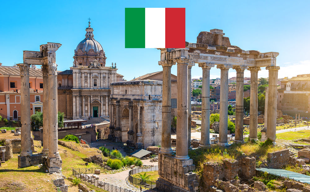 Tourist attraction Italy