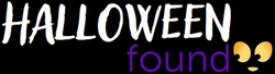 HALLOWEENfound.com Logo