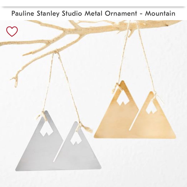 Pauline Stanley Studio x West Elm Collaboration