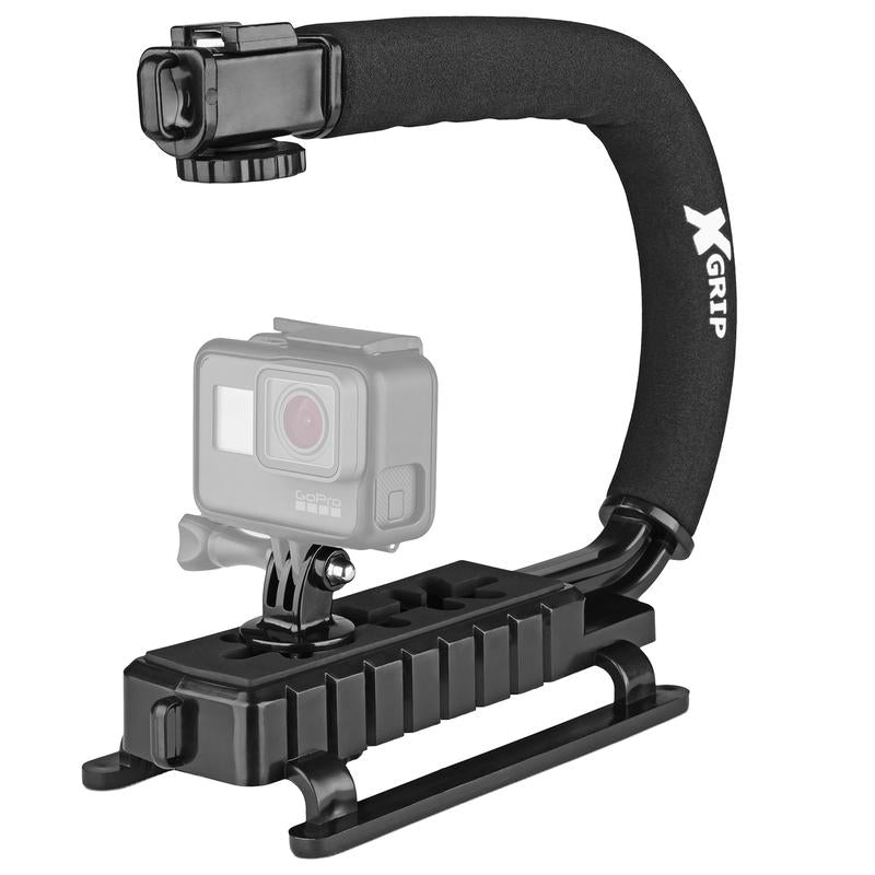 Camera Mounts, Grips & Stabilizers