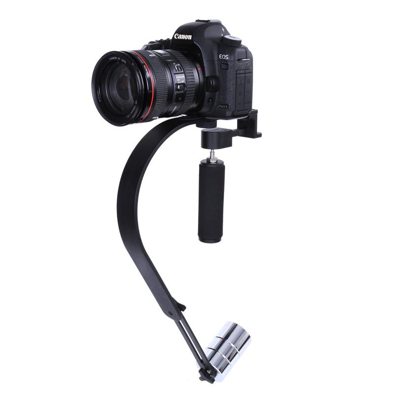 Opteka SteadyVid 200EX PRO Video Stabilizer System for DSLR Cameras & Camcorders up to 5 LBS