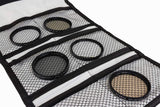 Opteka 62mm 5 Piece Filter Kit (UV, CPL, FL, ND4 and 10x Macro)