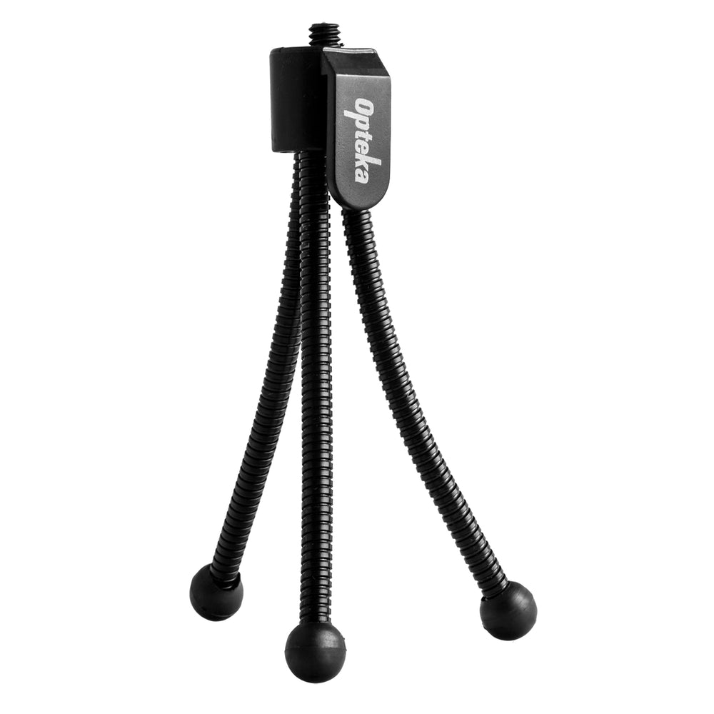 "Opteka 3"" Compact Digital Camera Flexible Mini Tabletop Tripod"