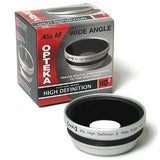 Opteka .45x HD2 Wide Angle Lens for Canon A540 A520 A510 A95 A80