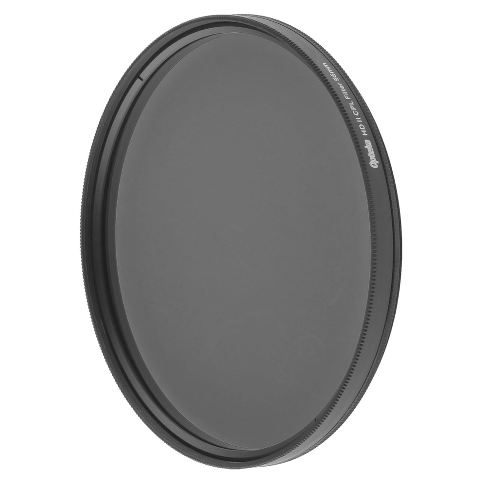 Opteka 62mm High Definition² Multi-Coated Circular Polarizing Glass Filter