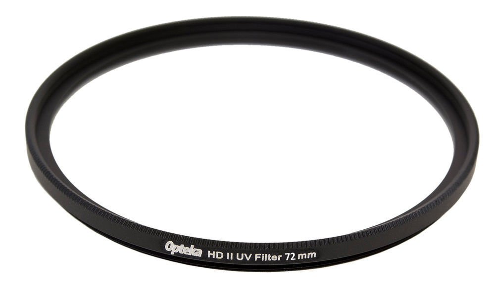 Opteka 72mm High Definition UV (0) Ultra Violet Haze Multi-Coated Glass Filter