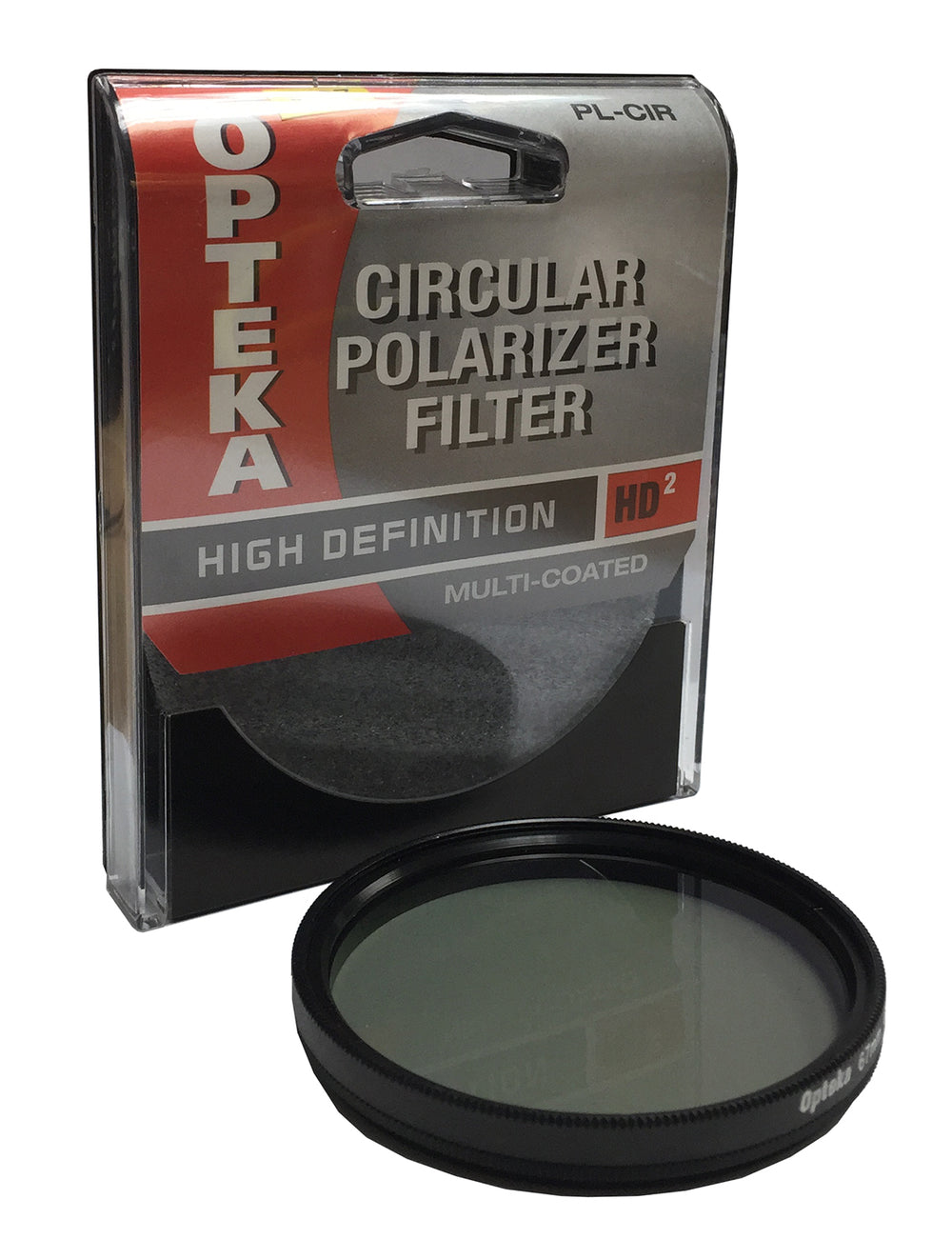 Opteka 28mm High Definition² Multi-Coated Circular Polarizing Glass Filter