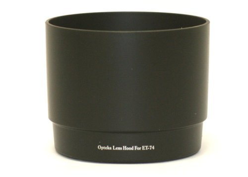 Opteka ET-74 Lens Hood for Canon EOS EF 70-200mm f/4 Lens [Camera]