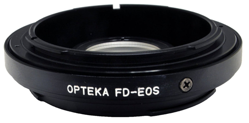 Opteka FD Lens to Canon EOS Body Mount Adapter w/Optics