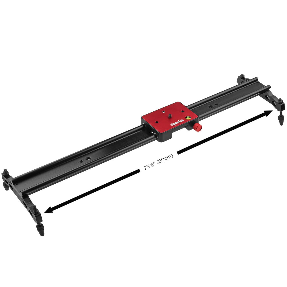 Opteka GLD-200 23-Inch Camera Track Slider Video Stabilization System