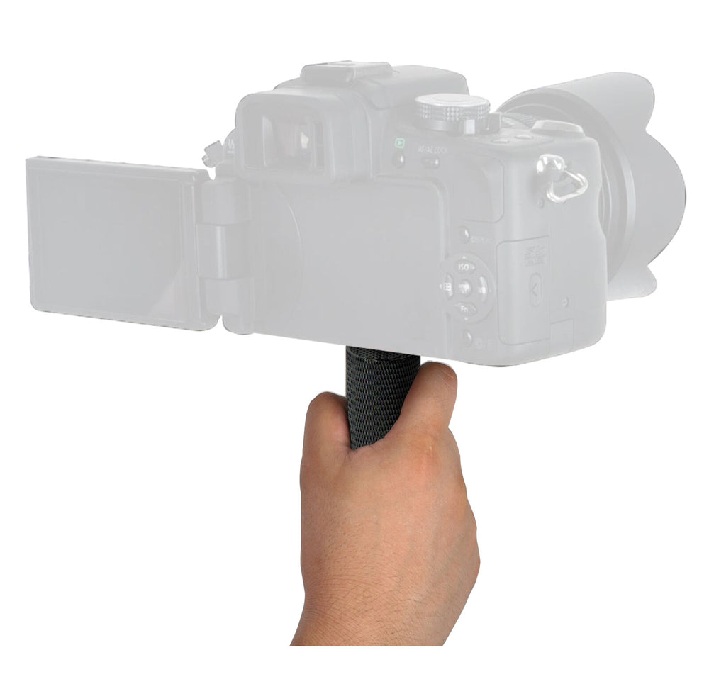 Opteka HG-5 Pistol Grip Camera/Camcorder Stabilizer for Point-n-Shoot, DSLR and Video Cameras