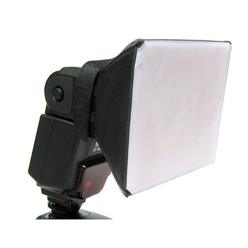 Opteka SB-1 Universal Studio Soft Box Flash Diffuser