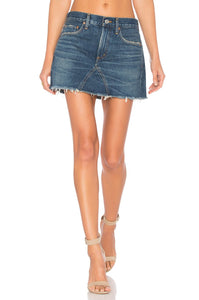 Jeanette Mini Skirt in Phoenix