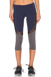 Curvature Capri Legging - Kustom Label - 5
