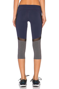 Curvature Capri Legging - Kustom Label - 6