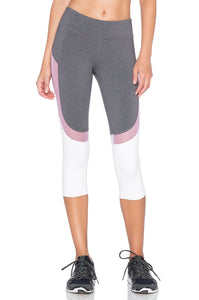 Curvature Capri Legging - Kustom Label - 1