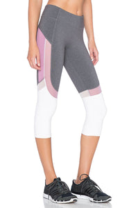 Curvature Capri Legging - Kustom Label - 2